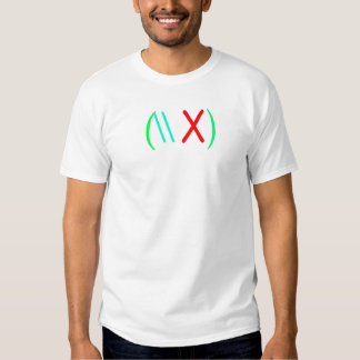 Emo hace frente camisas