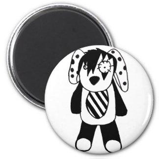 Emo-mascota Imán Redondo 5 Cm