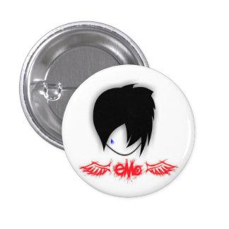 Emo se va volando el botón