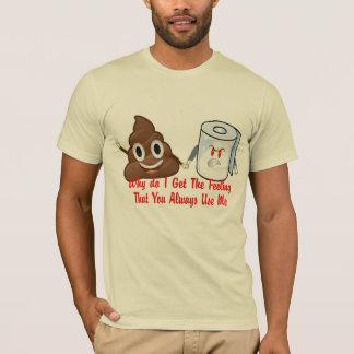 emoji de la descarga del impulso del emoji del camiseta