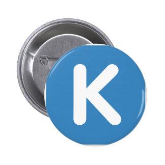 Emoji Twitter - Letter K