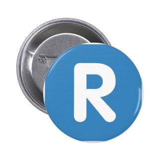 Emoji Twitter Letter R
