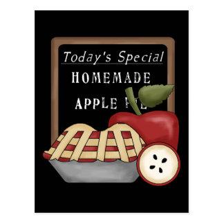 Empanada de Apple hecha en casa Postal