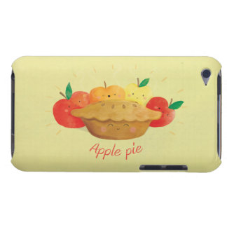 Empanada de Apple linda Case-Mate iPod Touch Funda