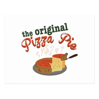 Empanada de pizza original postal