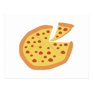 Empanada de pizza postal