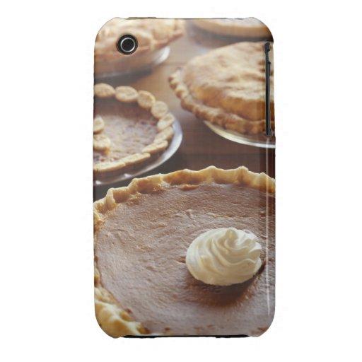 Empanadas de la acción de gracias, (primer) iPhone 3 cobreturas