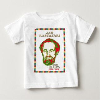Emperador del guerrero de Jah Rastafari Haile Camiseta