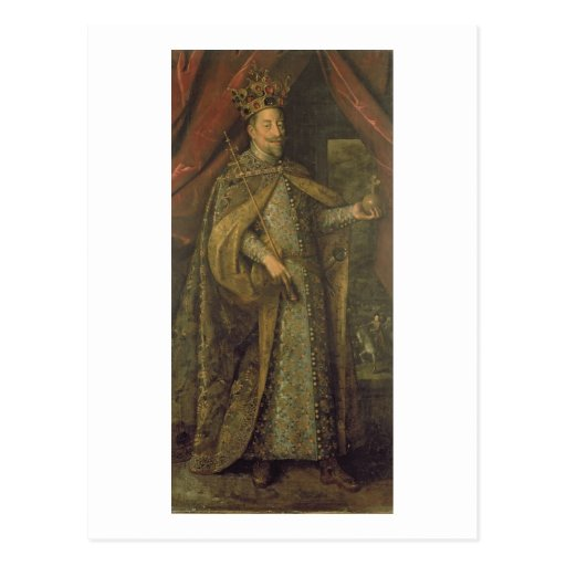 Emperador Matías de Austria Postal