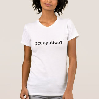 ¿Empleo? Camiseta