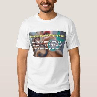 Empleo Camisetas