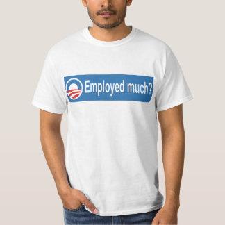 ¿Empleó mucho? Camisetas