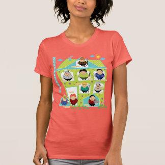 Empleos Camisetas