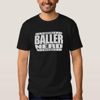 EMPOLLÓN de BALLER - soy guerrero del intelectual Camisetas
