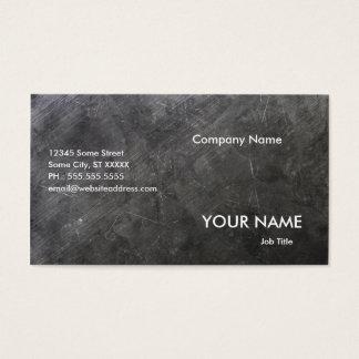 Empresa de la construcción tarjeta de visita