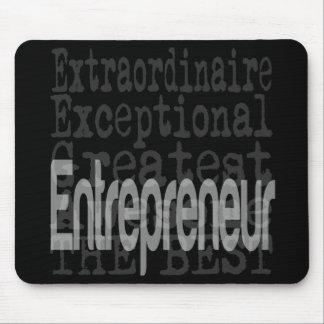 Empresario Extraordinaire Alfombrilla De Ratón