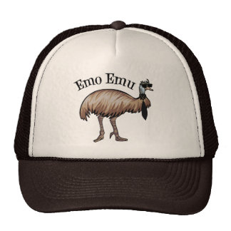 Emu de Emo Gorras De Camionero