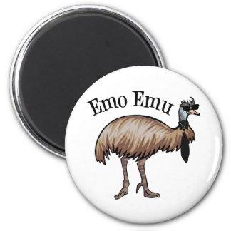 Emu de Emo Imán De Frigorifico