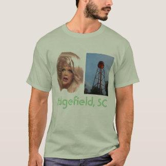 En alguna parte entre el gitano y el Watertower Camiseta
