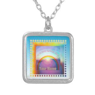 """""""En alguna parte sobre collar del arco iris"""""""