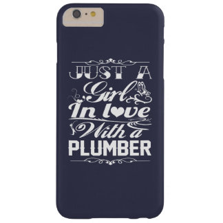 En amor con el fontanero funda barely there iPhone 6 plus