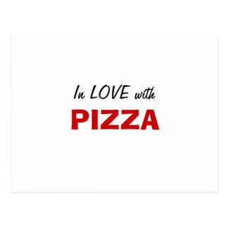 En amor con la pizza