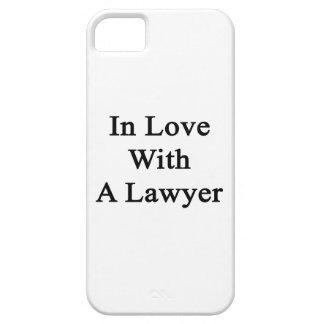 En amor con un abogado iPhone 5 Case-Mate protector