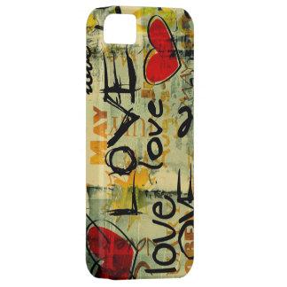 En amor iPhone 5 carcasa