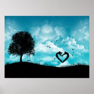 En amor póster