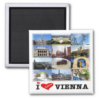 EN * Austria - Viena Imán