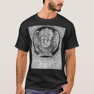 """""""EN DESCANSO"""" camiseta gótica de la querube"""