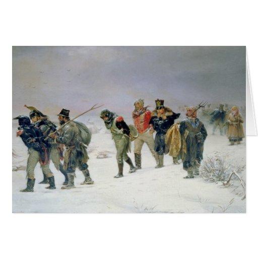 En el año de 1812, 1874 tarjetón