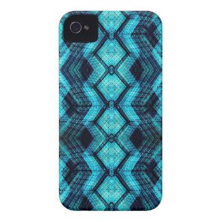 En el azul iPhone 4 cárcasas