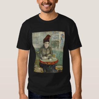 En el café: Agostina Segatori en Le tambourin Camisetas