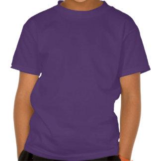 en el camino vierta la camiseta de los niños del