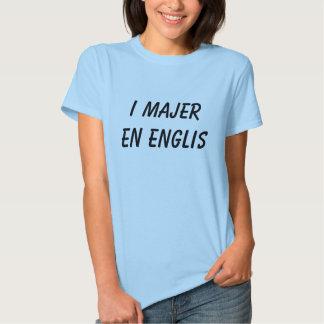en Englis del majer i Camisas