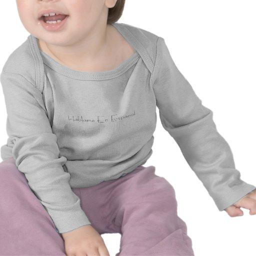 En Espanol de Hablame por www.dinolingo.com Camiseta