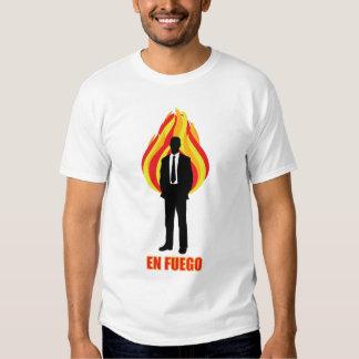 En Fuego Camiseta