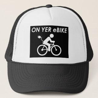 """""""En gorras de encargo del eBike del YER"""""""