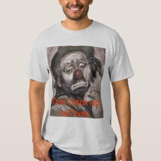 En Hiver de lunes Coeur est Camiseta