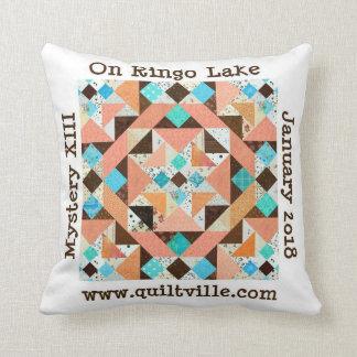 En la almohada del lago Ringo