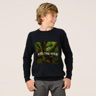 En la camiseta mágica del bosque de los muchachos