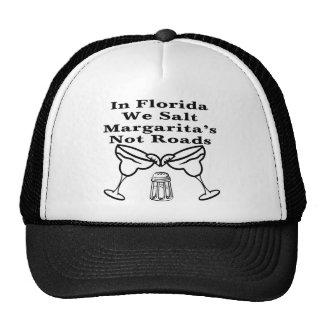 En la Florida salamos los caminos de Margarita no Gorro De Camionero