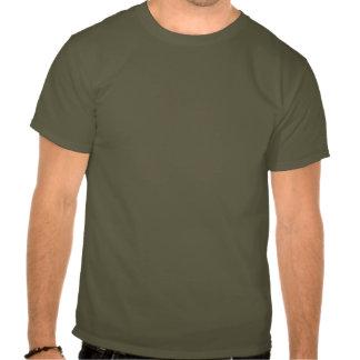 En la muestra del pi versión espiral camisetas