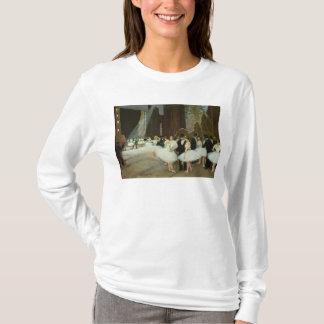 En las alas en el teatro de la ópera, 1889 camiseta