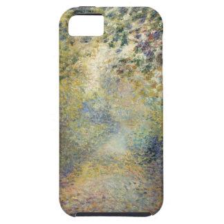 En las maderas funda para iPhone SE/5/5s