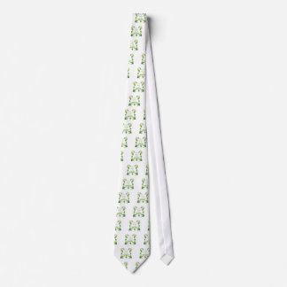 En las malas hierbas corbata