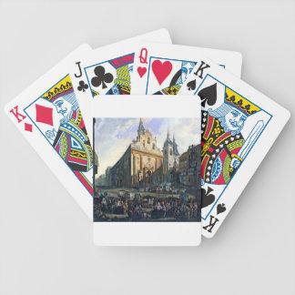En Madrid de La Puerta del Sol por el contrario Baraja Cartas De Poker