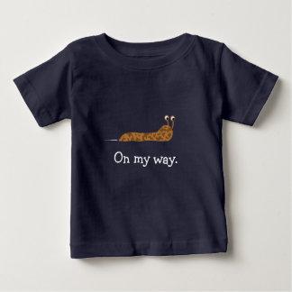 En mi camiseta de la barra de la manera