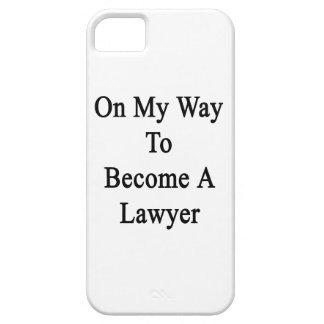 En mi manera de hacer un abogado iPhone 5 carcasa